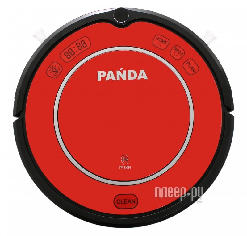 Пылесос-робот Panda X950 Red