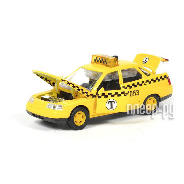 Машина Технопарк LADA 2110 такси CT10-110-7
