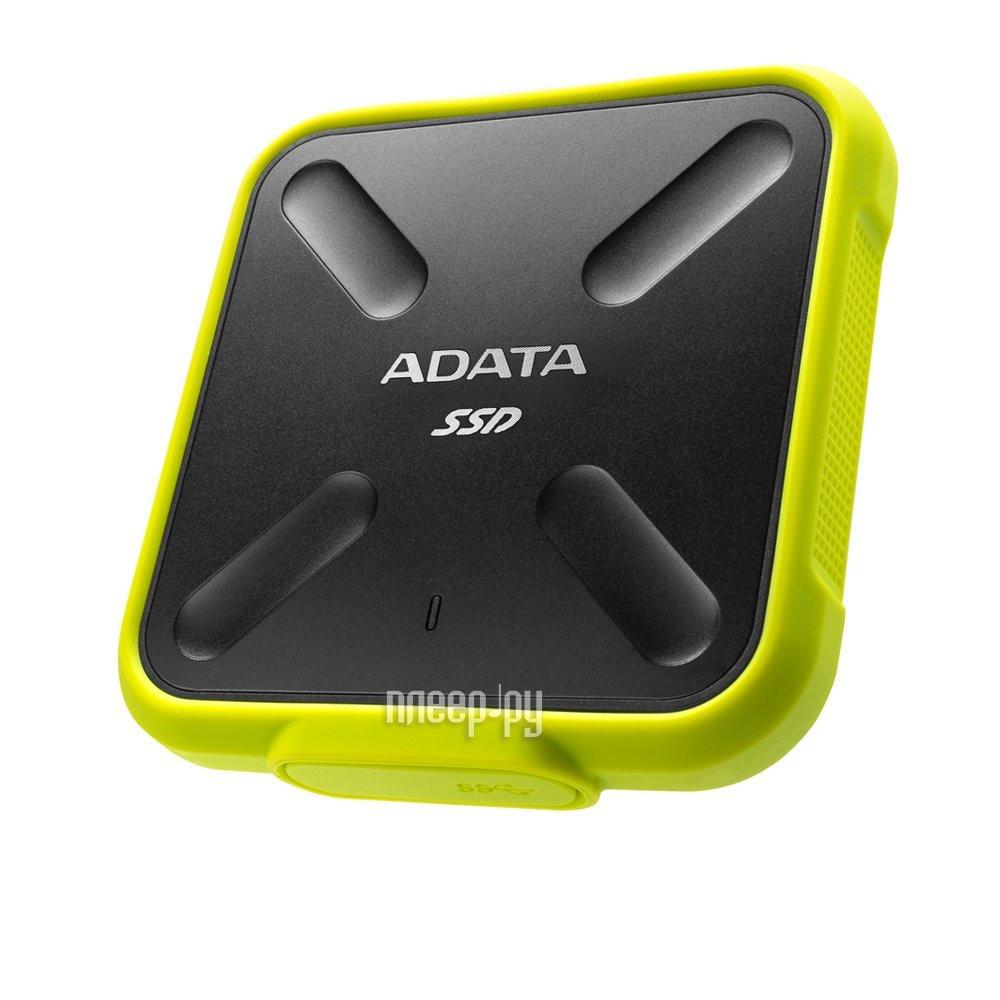Жесткий диск A-Data SD700 256Gb