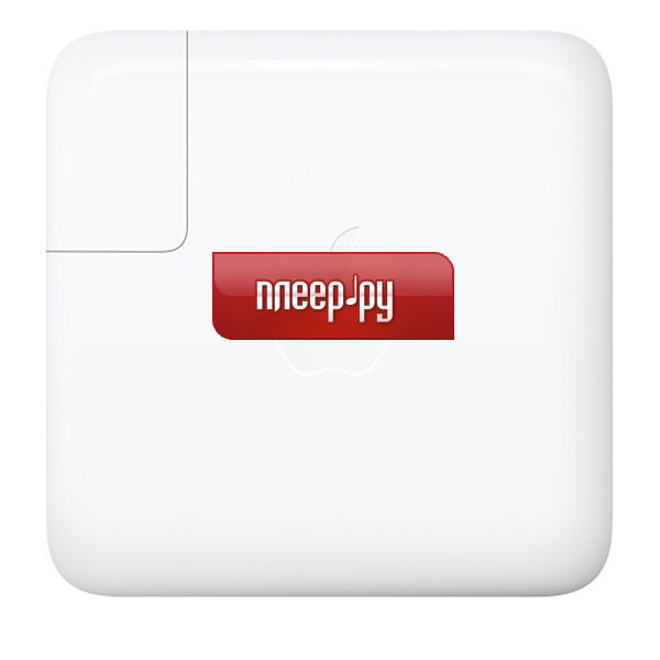 Аксессуар APPLE 61W USB-C Power Adapter для MacBook Pro 13 MNF72Z / A