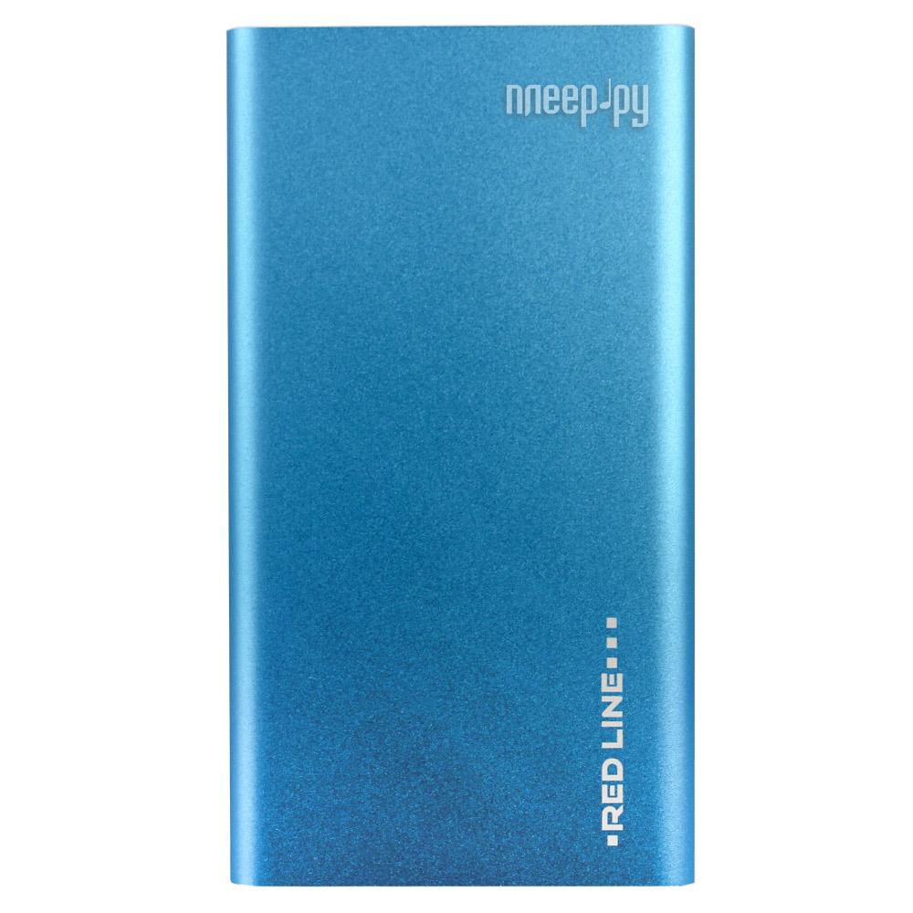 Аккумулятор Red Line J01 Power Bank 4000mAh Blue