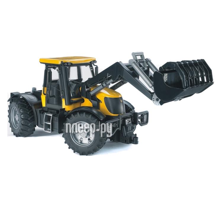 Машина Bruder JCB Fastrac 3220 трактор с погрузчиком 03-031