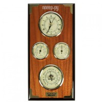Часы Brigant 28134 Light Walnut