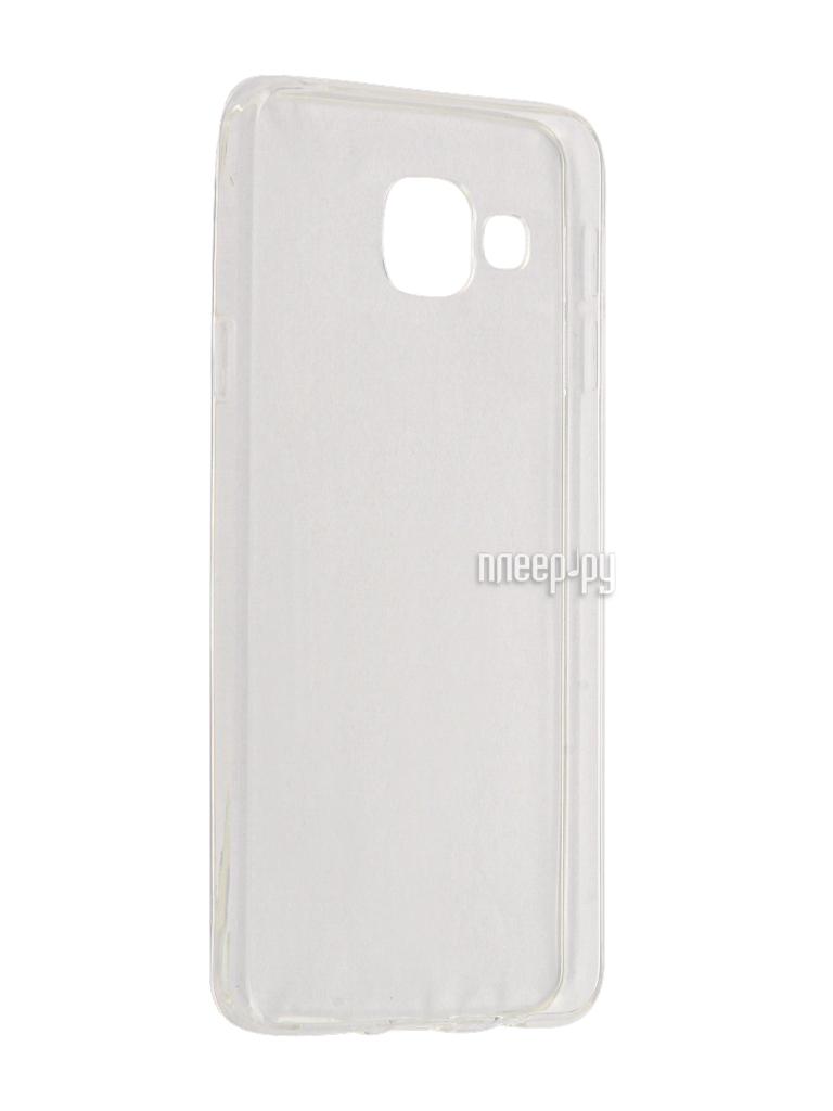 Аксессуар Чехол-накладка Samsung Galaxy A3
