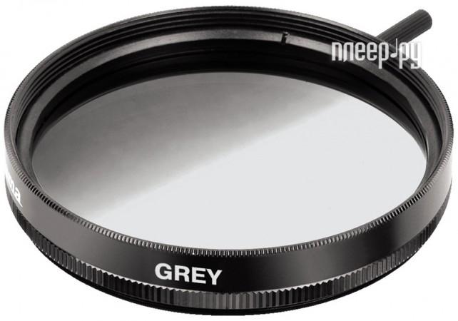 Светофильтр Hama Gradual Grey Dark 55mm (81155)  Pleer.ru  1418.000