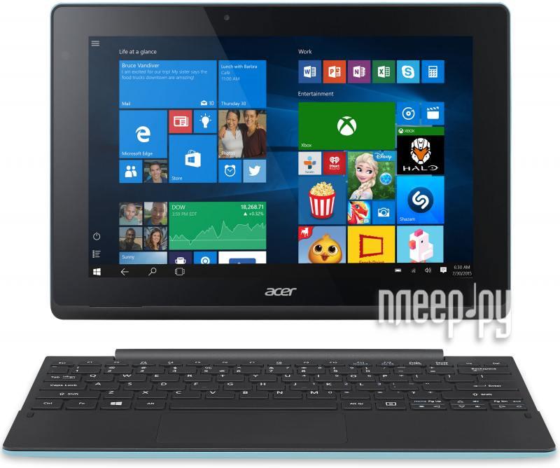Планшет Acer Aspire Switch 10E SW3-016-1635 Blue NT.G8WER.003 (Intel Atom x5-Z8300 1.44 GHz/4096MB/64Gb/ HD Graphics/Wi-Fi/Bluetooth