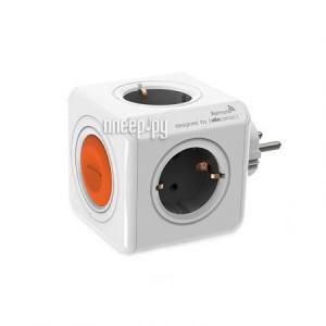 Купить Разветвитель Allocacoc PowerCube Remote White 1511/EUORRM