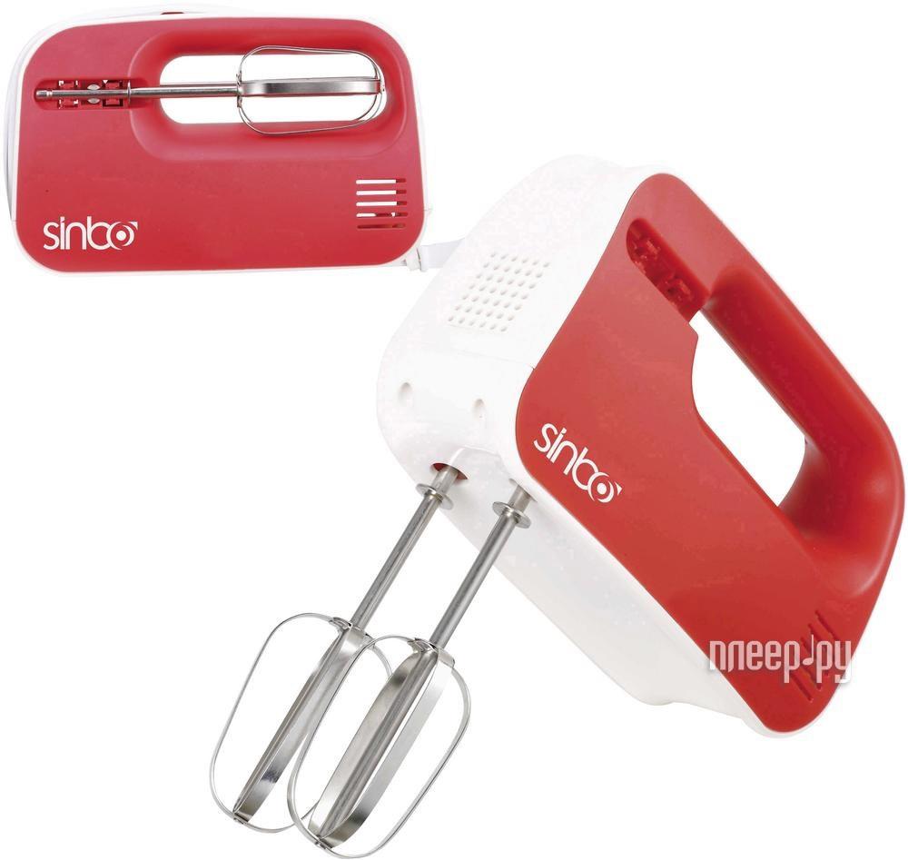 Миксер Sinbo SMX-2733 Red