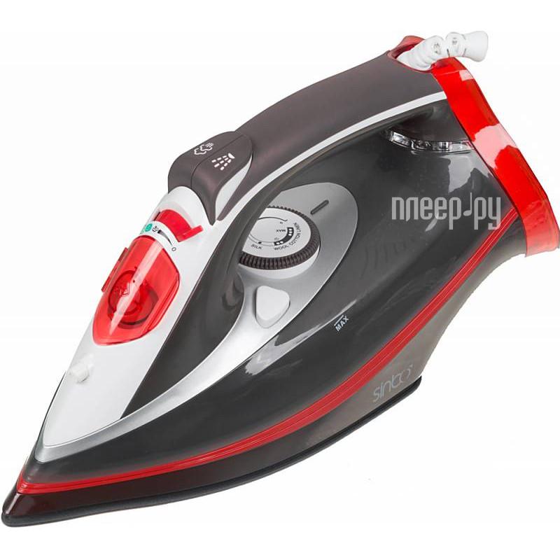 Утюг Sinbo SSI-2892R Black-Red