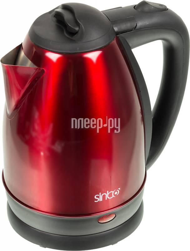 Чайник Sinbo SK-7337 Red-Black