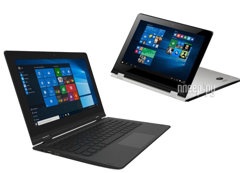 Ноутбук Irbis NB31 (Intel Atom Z3735F 1.83