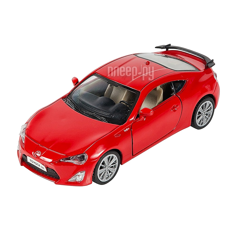 Машина PitStop Toyota GT-86 Red PS-0616311-R