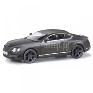 Купить Машина PitStop Bentley Continental GT V8 Black PS-554021-BL