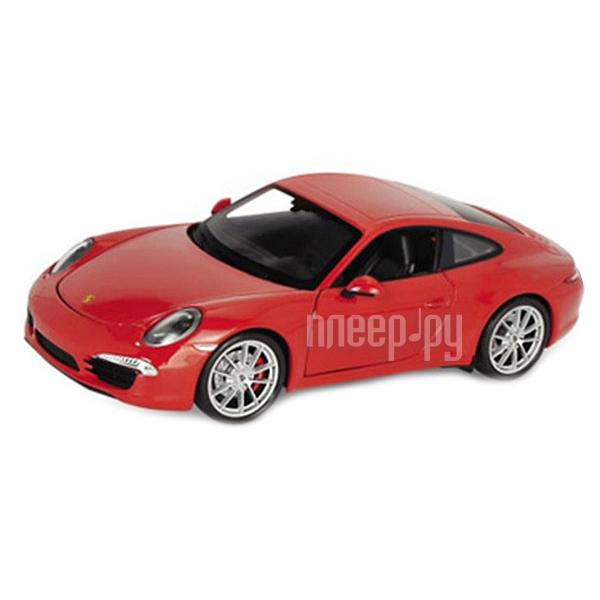 Машина PitStop Porsche 911 Carrera S Red PS-554010-R