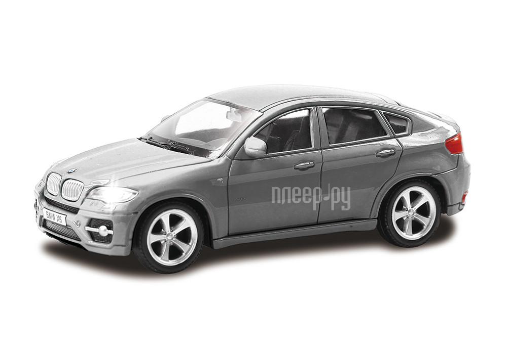 Машина PitStop BMW X6 Grey PS-444002-G