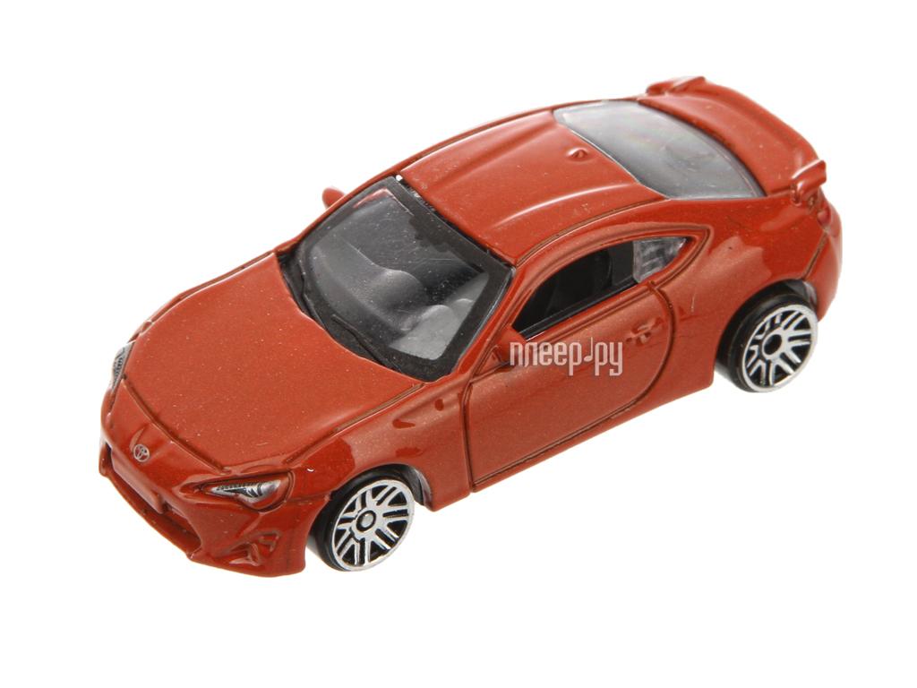 Машина PitStop Toyota GT-86 Orange PS-0616617-O