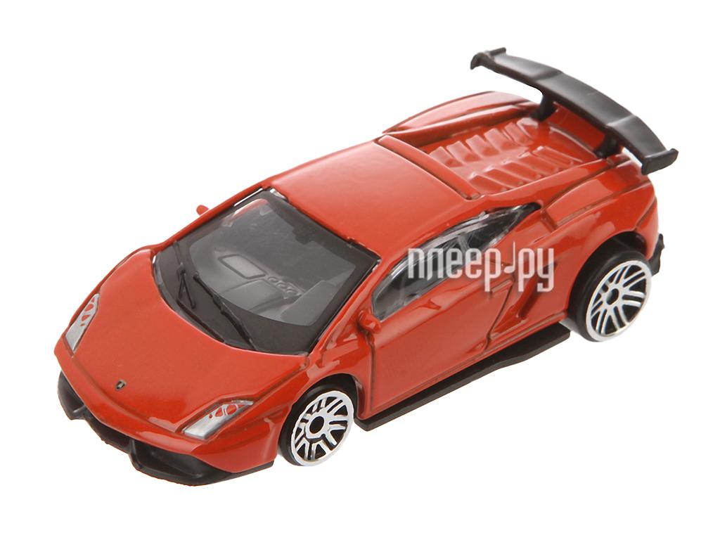Машина PitStop Lamborghini LP570-4 Super Trofeo Stradale Red PS-0616615-R купить