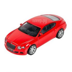 Купить Машина PitStop Bentley Continental GT Red PS-0616407-R
