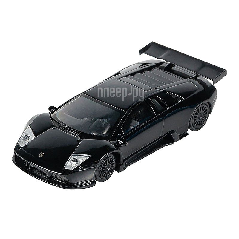 Машина PitStop Lamborghini Murcielago R-GT Black PS-0616403-BL