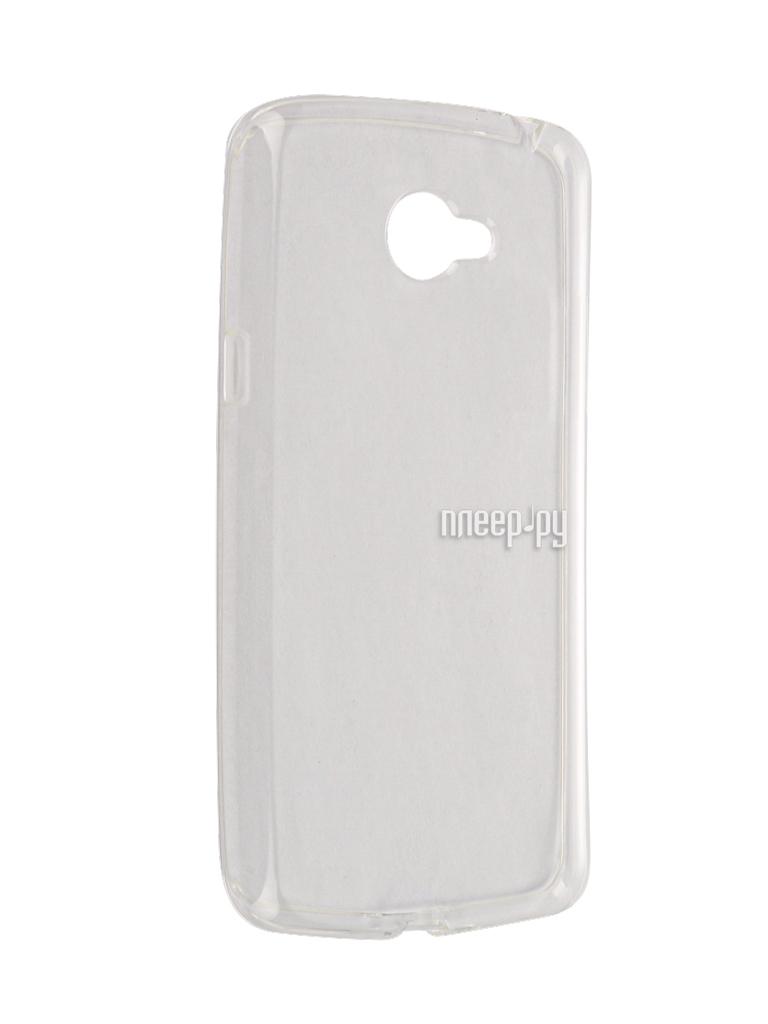 Аксессуар Чехол LG K5 Svekla Transparent SV-LGK5-WH