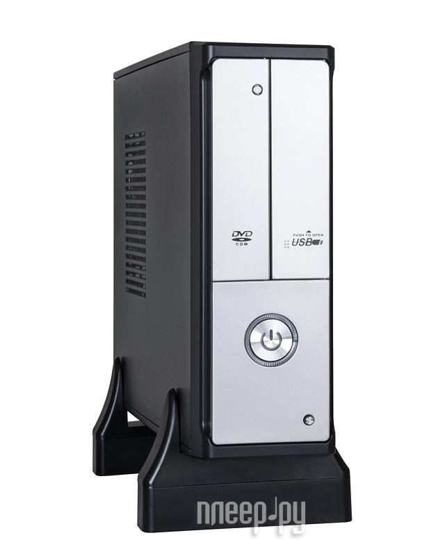 Корпус ExeGate MI-206L Silver-Black БП M300 249482