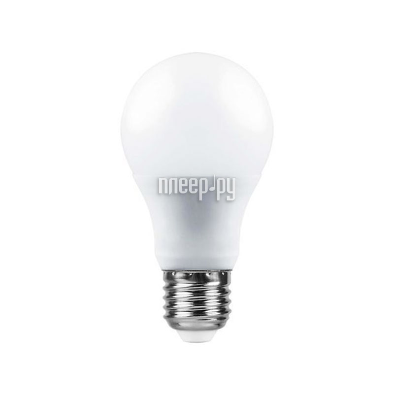 Лампочка SAFFIT A60 15W 2700K 230V E27 SBA6015 55010