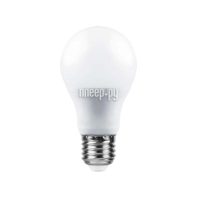 Лампочка SAFFIT A60 20W 6400K 230V E27