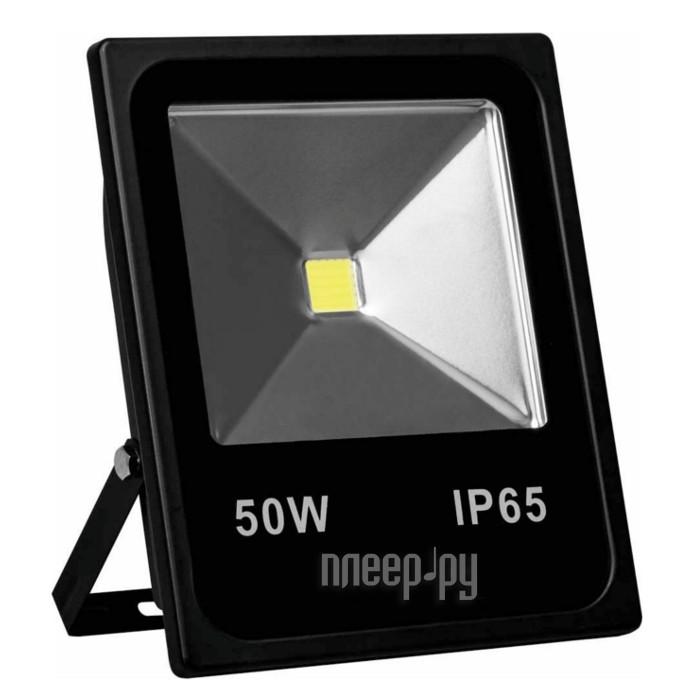 Лампа SAFFIT 50W 6400K IP65 AC220V / 50Hz SFL70-50 Black 55041