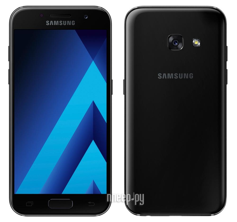 Samsung SM-A320F Galaxy A3 (2017) Black