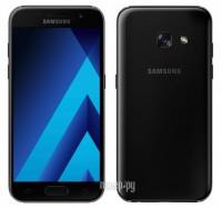Сотовый телефон Samsung SM-A320F Galaxy A3 (2017) Black