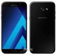 Сотовый телефон Samsung SM-A720F Galaxy A7 (2017) Black