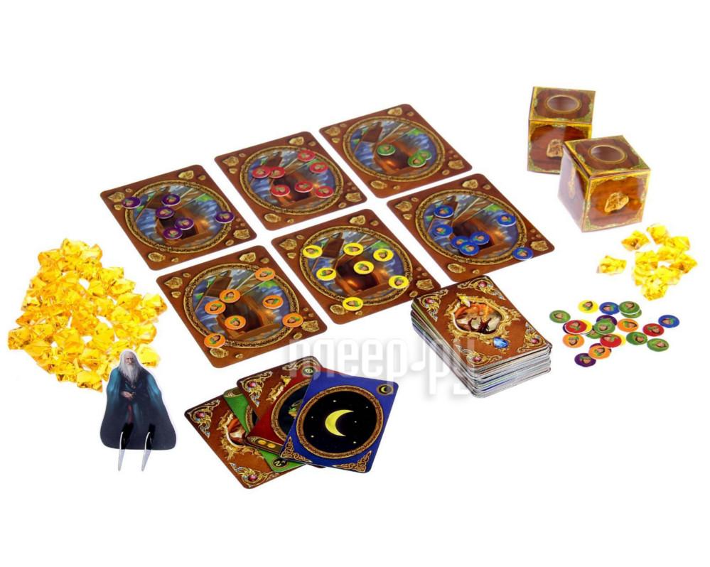 Настольная игра ЛасИграс Элдмонт в поисках золота 1162172