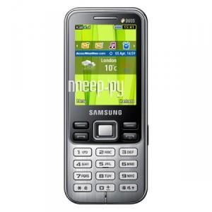 Samsung GT-C3322 Duos Metallic Black