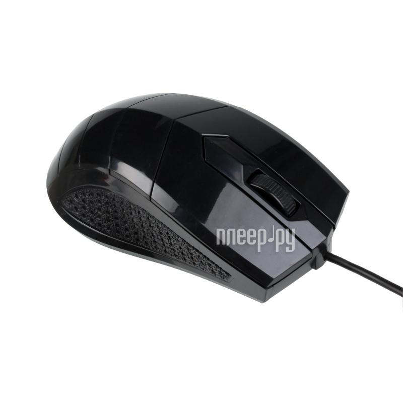 Мышь ExeGate SH-9020 Black 253819