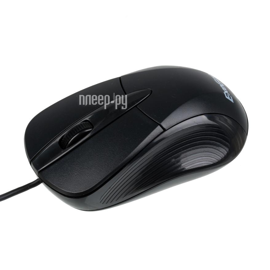 Мышь ExeGate SH-9010 Black 253818