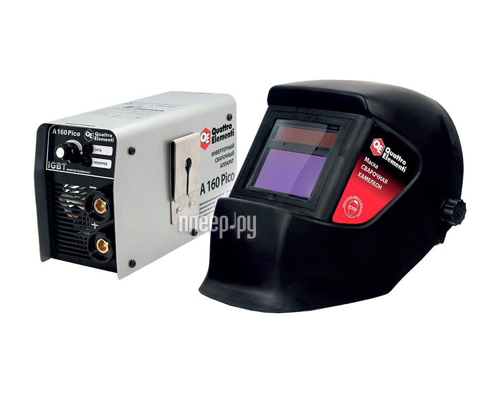 Сварочный аппарат Quattro Elementi A 160 Pico 242-366