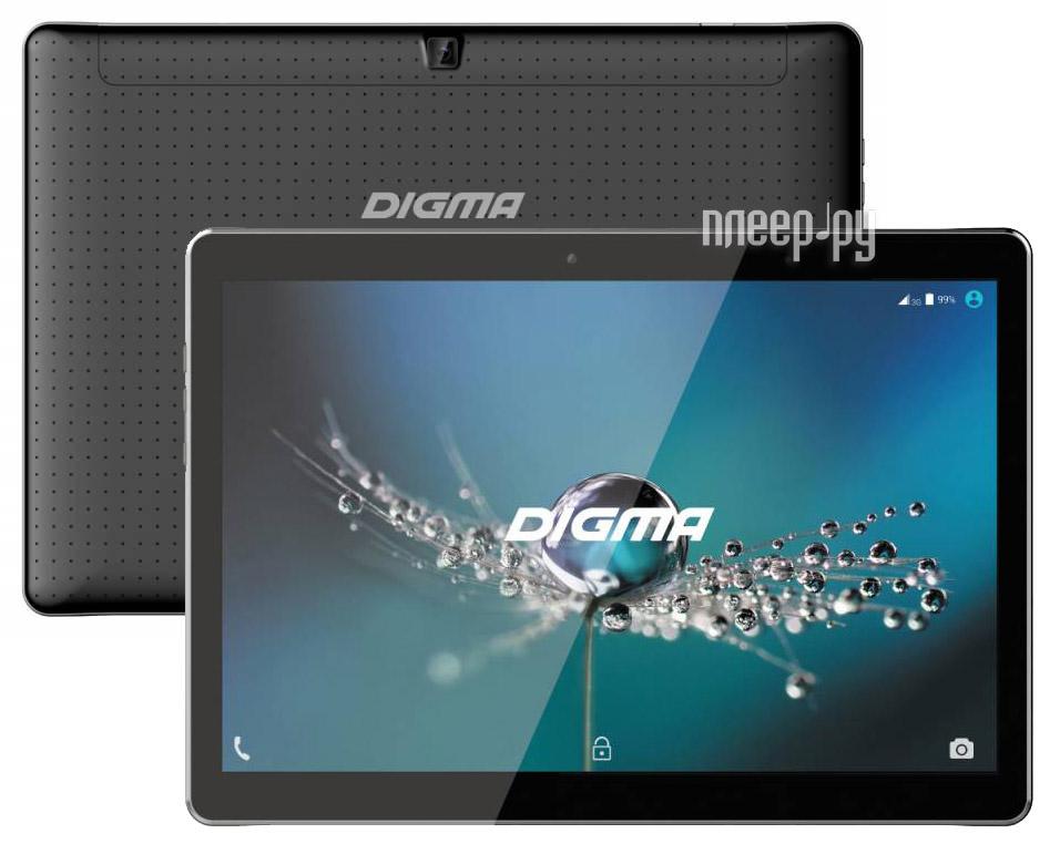 Планшет Digma Plane 1505 3G White PS1083MG (MediaTek MT8321 1.3 GHz/1024Mb/8Gb/GPS/3G/Wi-Fi/Bluetooth/Cam/10.1/1280x800/Android) 394168