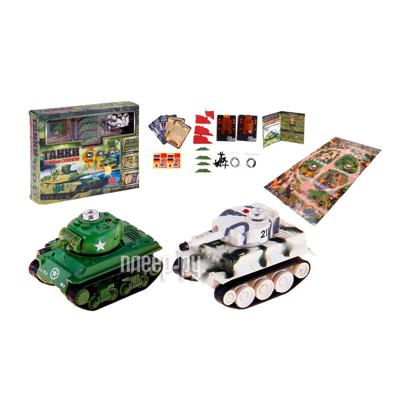 Радиоуправляемая игрушка Забияка Военная стратегия 840973