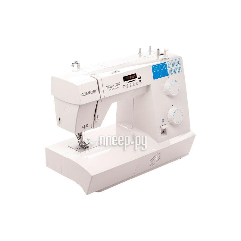 Швейная машинка Comfort Music 360