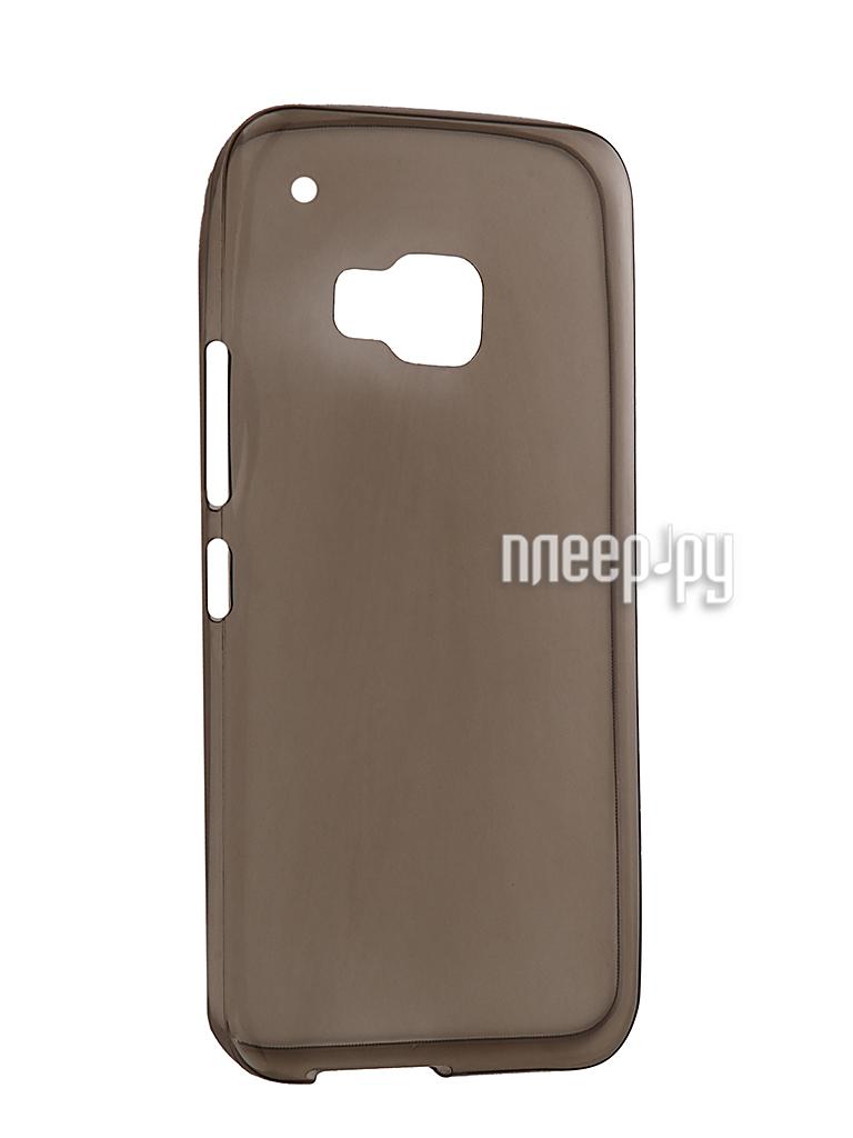 Чехол Krutoff Silicone Carbon для iPhone 6 Plus Black 11841