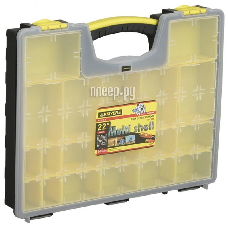 Ящик для инструментов Stayer Multyshel 2-38032