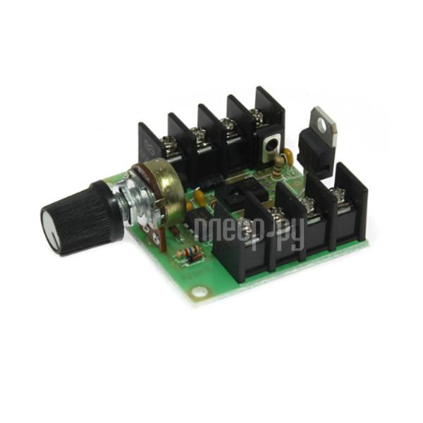 Конструктор Регулятор мощности Радио КИТ RP124.2M с ШИМ 12-50В 30А