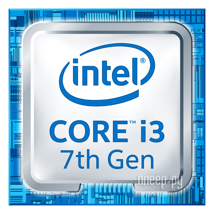 Процессор Intel Core i3-7100 (3900MHz/LGA1151/L3 3072Kb)