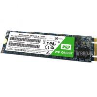 Жесткий диск 120Gb - Western Digital WD Green WDS120G1G0B