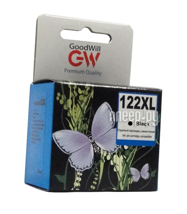 Картридж GoodWill GW-CH563H / GW-CH563HE HP
