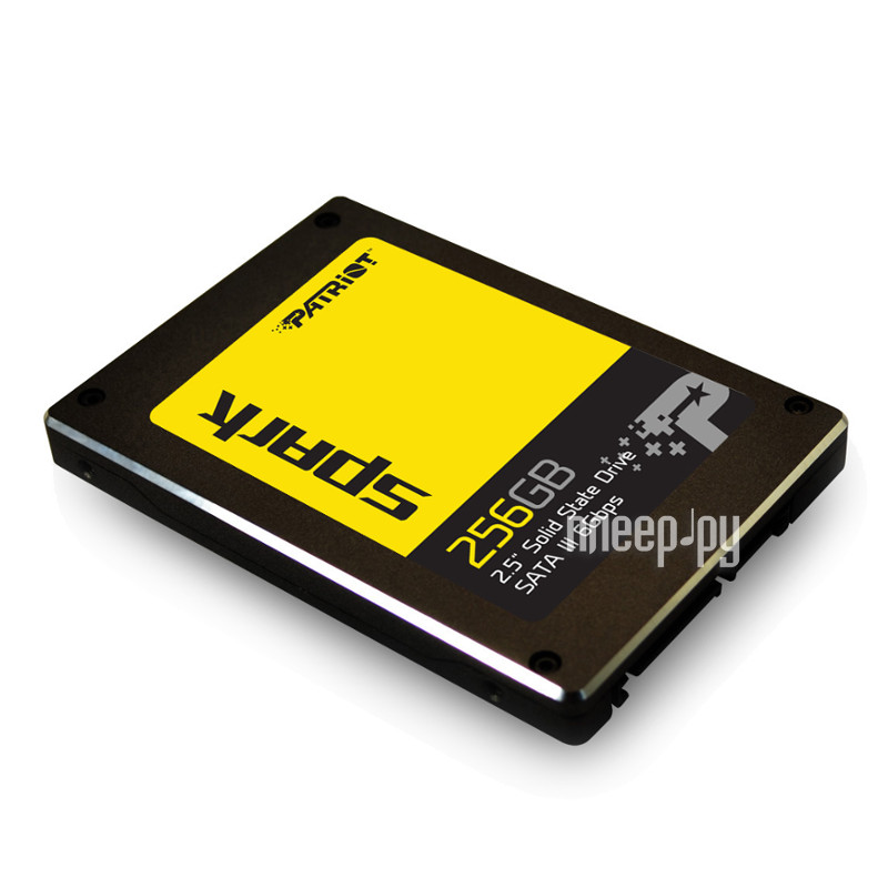 Жесткий диск 256Gb - Patriot Memory Spark PSK256GS25SSDR