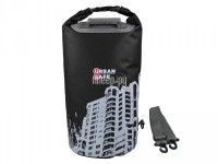 Гермомешок OverBoard Cityscape Waterproof Dry Tube US1005BLK