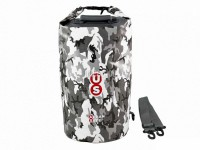 Сумка OverBoard Camo Waterproof Dry Tube US1005