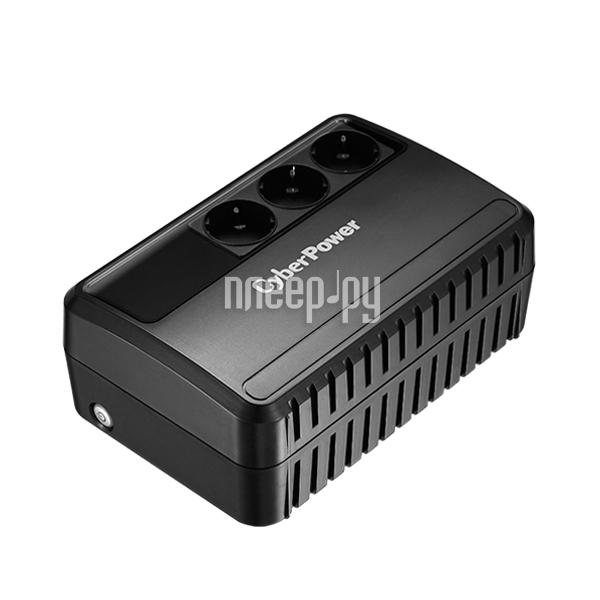 Источник бесперебойного питания CyberPower BU600E