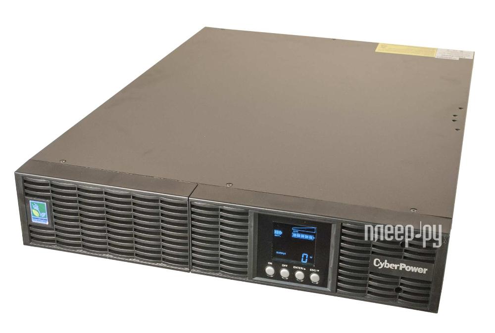 Источник бесперебойного питания CyberPower OLS2000ERT2U